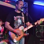 Ciompi et la guitare